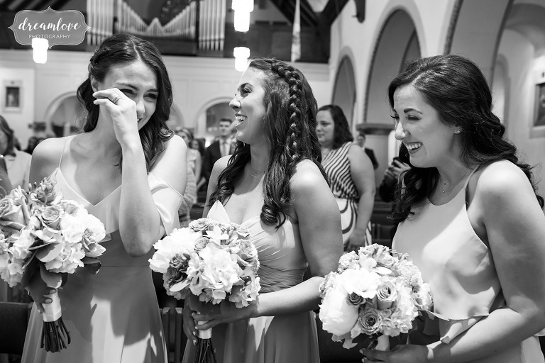Documentary wedding photography Danvers, MA.