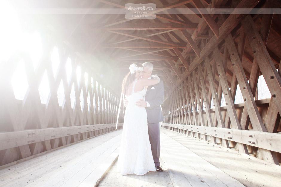 woodstock inn vt rustic wedding 01 Michele & Philip   Rustic Woodstock Inn Elopement   Woodstock, VT