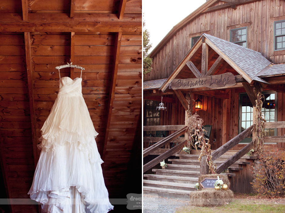 Rustic Anthropologie Barn Wedding Photography Nh Ma