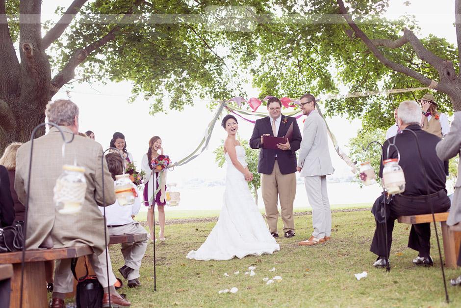 thompson island wedding photography in september boston