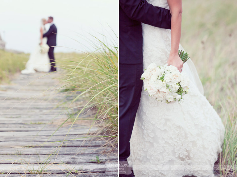 Details of this gorgeous Wychmere summer wedding on Cape Cod.