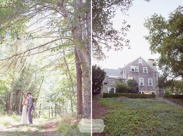 Rustic cape cod wedding at the overbrook house in buzzards bay ma rustic cape cod wedding venue at the overbrook house in bourne ma junglespirit Image collections