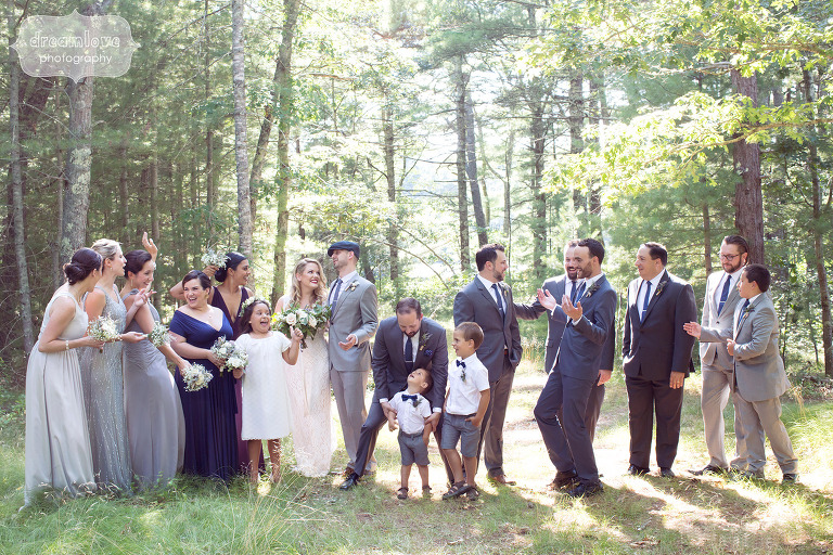 Anthropologie wedding photography on Cape Cod, MA