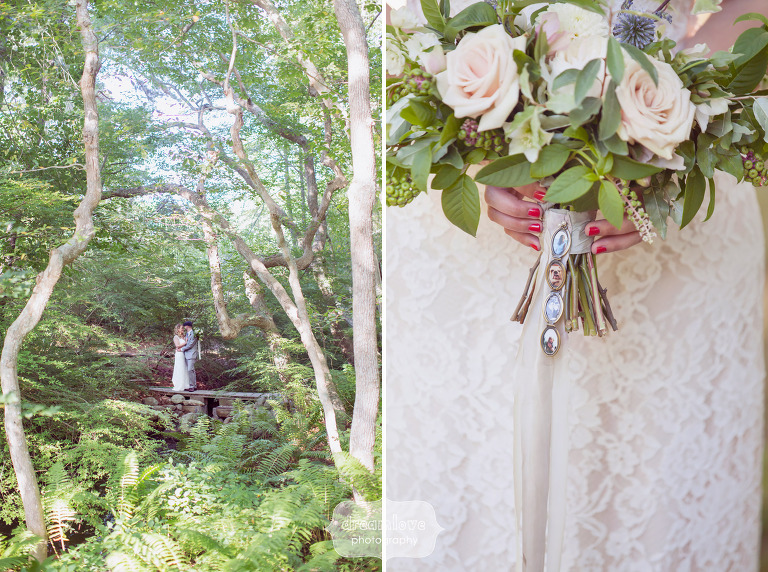 Rustic Cape Cod wedding venue at the Overbrook House on Buzzard's Bay, MA.