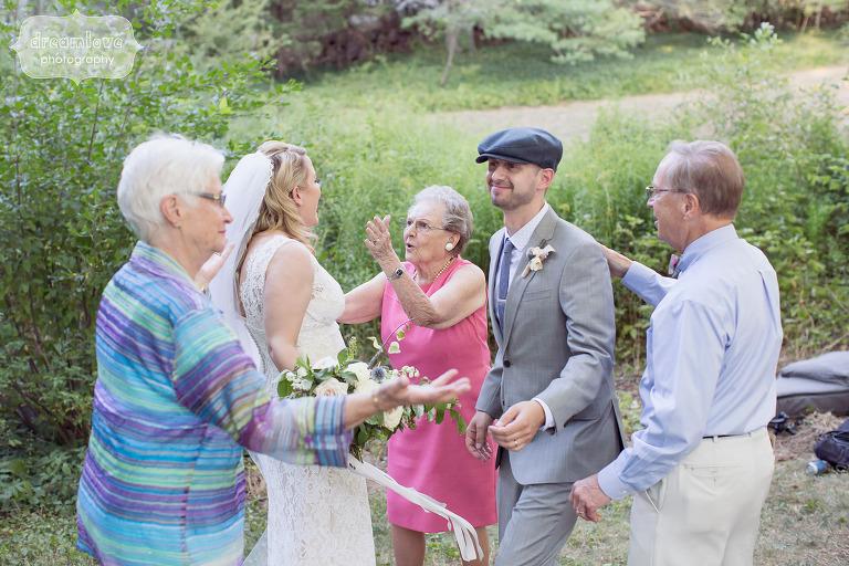Best documentary wedding photography on Cape Cod, MA.