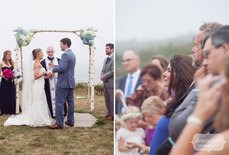 Cape Cod lighthouse wedding photography.