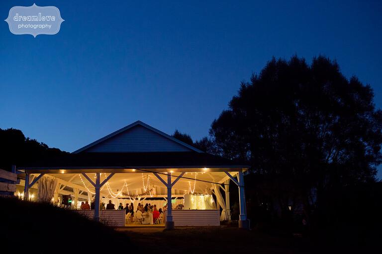 warfield-house-wedding-pavilion-night