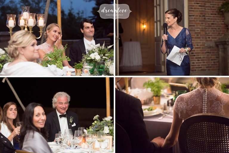 Documentary wedding photography wedding speeches.