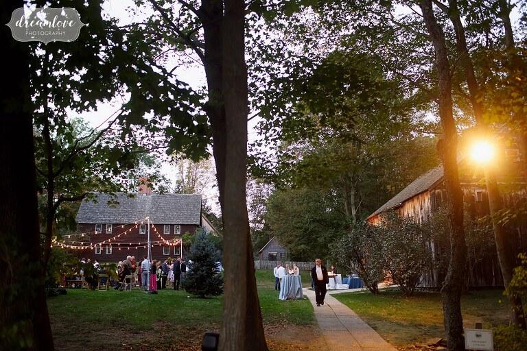 The Gould Barn is a historic wedding barn venue in Topsfield.