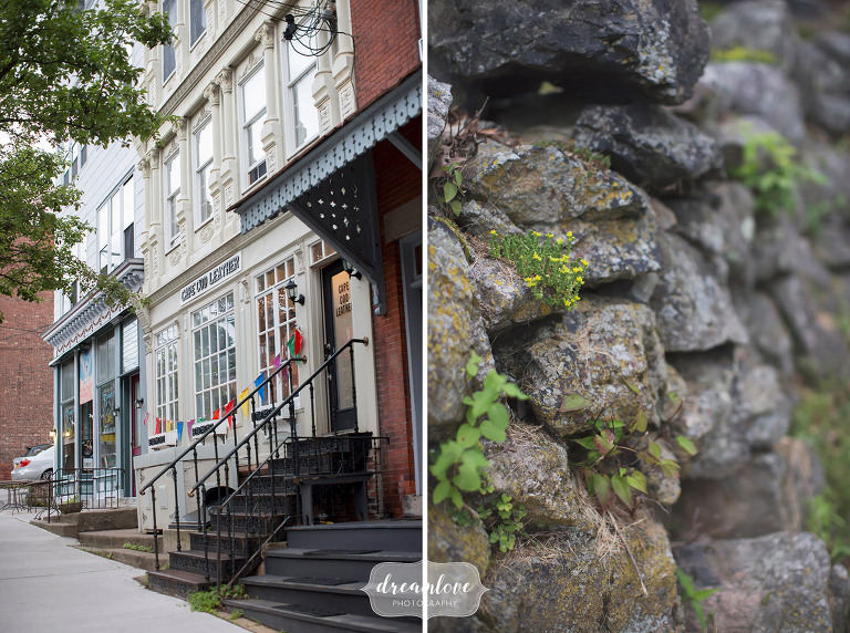 The village of Cold Spring, NY is a quaint Hudson Valley town.