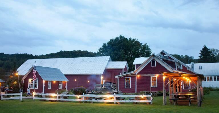 vermont barn wedding venues